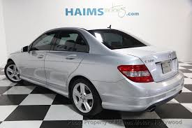 mercedes c class c300 2010 used mercedes c class c300 at haims motors serving fort