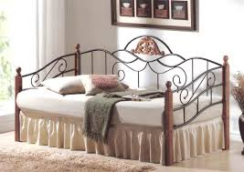 bedroom design iron bed metal bed set wrought iron double bed
