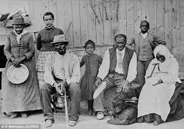 the origin of black friday and slavery the end of slavery led to hunger and death for millions of black