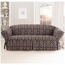 Sure Fit Slipcovers For Sofas by Sure Fit Middleton Sofa Slipcover 581237 Furniture Covers At