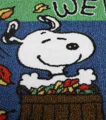 Snoopy Rug 8 23 15 8 30 15 Planet Weidknecht