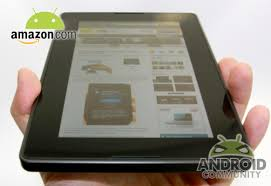 is kindle an android kindle android tablet on revealed goandroid
