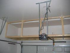 Build Wood Garage Storage by Garage Overhead Mightyshelves Alternative Hardware Methods