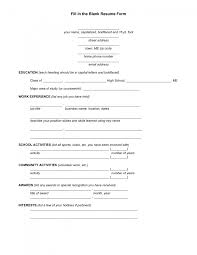 Resume Print Out Cover Letter Free Online Resume Templates Printable Free Online
