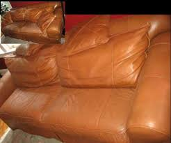 Leather Sofa Color Restoration by All Furniture Repair Restoration Refinishing Uphostery Leather Dye
