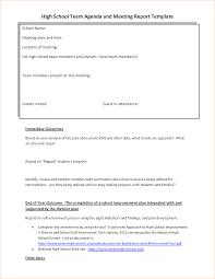 high school agenda 12 school agenda templateagenda template sle agenda template