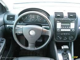 renault scenic 2007 interior 2007 volkswagen jetta wolfsburg edition sedan anthracite dashboard