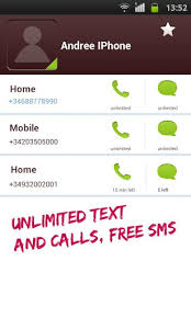 sms apk free yuilop free call free sms apk for android