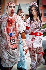 Nurse Costume Halloween Zombie Nurse Costume Costume Makeup Zombie