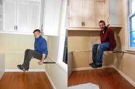 how to attach a countertop to a wall without cabinets countertop support bracket for floating granite floating inside