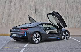 Bmw I8 Blacked Out - supercar review 2015 bmw i8 driving