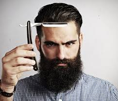 viking hairstyles for men the viking full style beard man cave