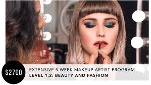 makeup courses in nj makeup classes nyc by mua