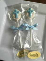 religious party favors white chocolate holy communion lollipops religious party