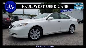 lexus sedans 2008 lexus es 350 in gainesville fl for sale