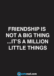 21 Quotes About Friendship