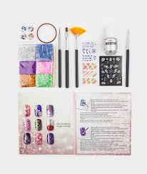 salon secrets nail art starter kit by kiss kiss brands nails