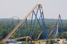 X2 Six Flags Top 100 North American Roller Coasters How Many Have You Been On