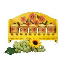cool sunflower kitchen accessories on sunflower decor for kitchen