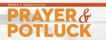 s prayer potluck and thanksgiving gathering the compass