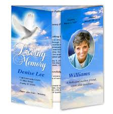 funeral program covers template superstore the funeral program site creates new gate