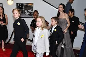 Jolie Chance Do 2017 Jpg Brad Pitt Angelina Jolie U0027s