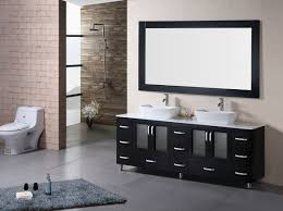 Stanton BVS Double Vessel Sink Vanity Set  Bathroom - Bathroom vanities double vessel sink