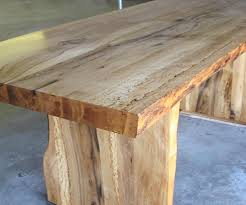 Oak Slab Table by 29 Best Slabs Images On Pinterest Wood Tables White Oak And