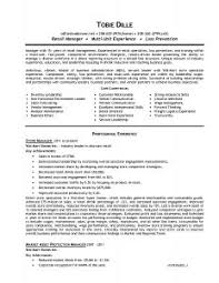 Retail Manager Resume Examples And Samples by Examples Of Resumes How To Write An College Application Essay