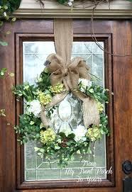 Wreath For Front Door Front Doors Easter Wreaths For Front Door Ireland The Most