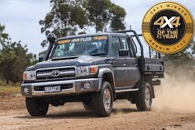 land cruiser pickup accessories toyota landcruiser 79 double cab 4x4oty winner 4x4 australia