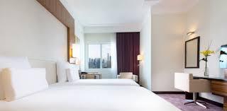 Executive Bedroom Designs Pullman Dubai Jumeirah Lakes Towers Executive Room With 2 Twin Beds