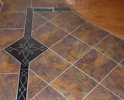 Grand Foyer Handmade Custom Entryway Grand Foyer Floor Tile Medallion And