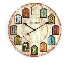 Unique Large Wall Clocks Best 10 Contemporary Outdoor Clocks Ideas On Pinterest Outdoor