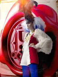 andy ho fashion designer napoleon bonaparte fashion show