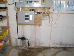 Wet Basement Waterproofing - basement waterproofing foundation repair contractors brampton york