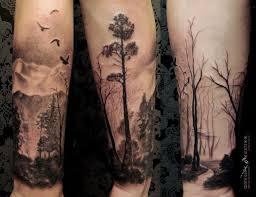 the 25 best forest sleeve ideas on tree sleeve