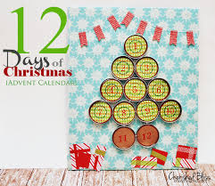 advent calendar craft ideas