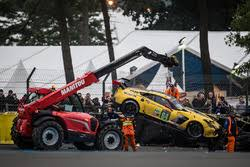chevrolet corvette racing corvette racing at le mans garcia magnussen complete 24