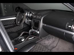 Porsche Cayenne Interior - 2007 topcar advantage gt porsche cayenne interior 1920x1440