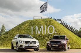 success story made in bremen sales milestone at mercedes benz