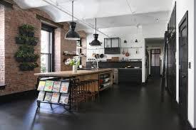 a rugged rustic nyc loft by matt bear of union studio remodelista union studio new york loft kitchen long remodelista