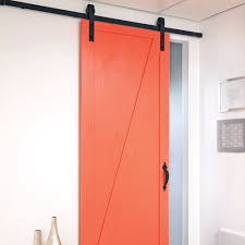 comment poser une porte de chambre en é installer une porte coulissante sur rail en é