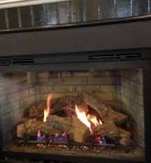 How To Light Pilot On Gas Fireplace How To Clean The Glass On A Gas Fireplace The Fireplace Place
