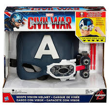 captain america shield light target marvel captain america civil war scope vision helmet target australia