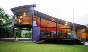 unique house amazing tropical house design redhouse u0027s