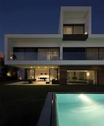3 storey house archgen white concrete three storey house