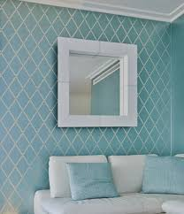 Harlequin Home Decor Stenciled Wall Ideas