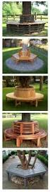 Best Wood Bench Plans Ideas That You Will Like Pics Fascinating by Best 25 Tree Bench Ideas On Pinterest Tree Seat Patio Ideas