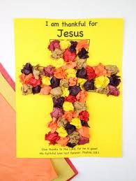thanksgiving craft thankful for jesus thanksgiving